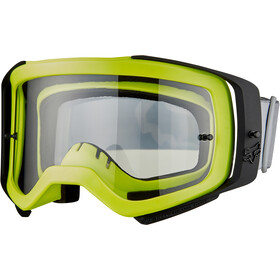 Fox Airspace II Prix Masque, grey/clear